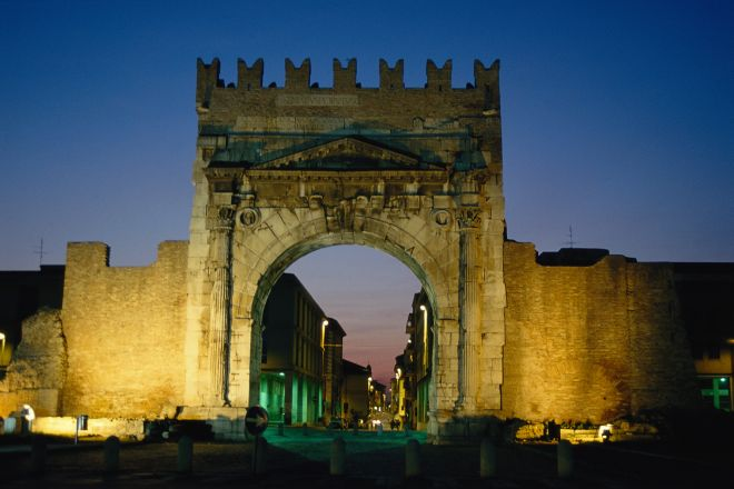 "Arch of Augustus, Rimini<br /><a href=""https://static.riviera.rimini.it/tl_files/gallerie/orig/arco-augusto4.tif.jpg.zip"" target=""_blank"" class=""photo-download"">Download high resolution image</a>"