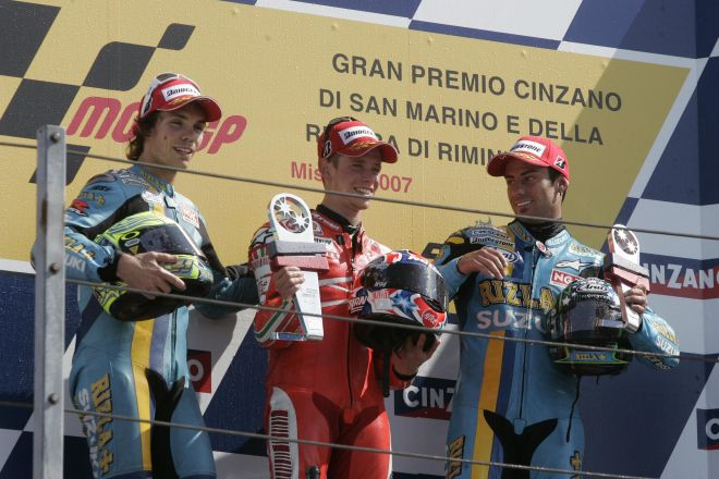 "Moto GP 2007, Misano Adriatico<br /><a href=""https://static.riviera.rimini.it/tl_files/gallerie/orig/rsm-mot64_3101200893855.jpg.zip"" target=""_blank"" class=""photo-download"">Download high resolution image</a>"